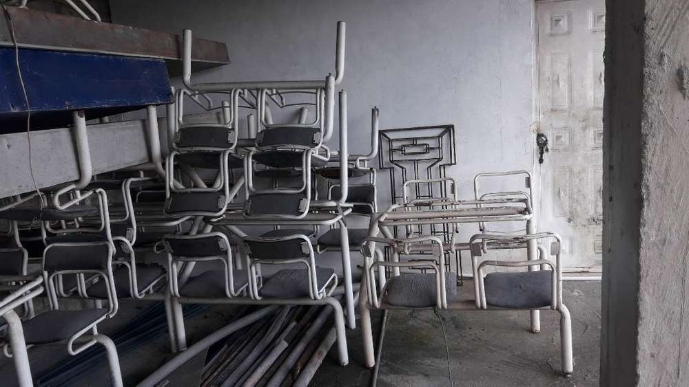 Mesas Metalicas