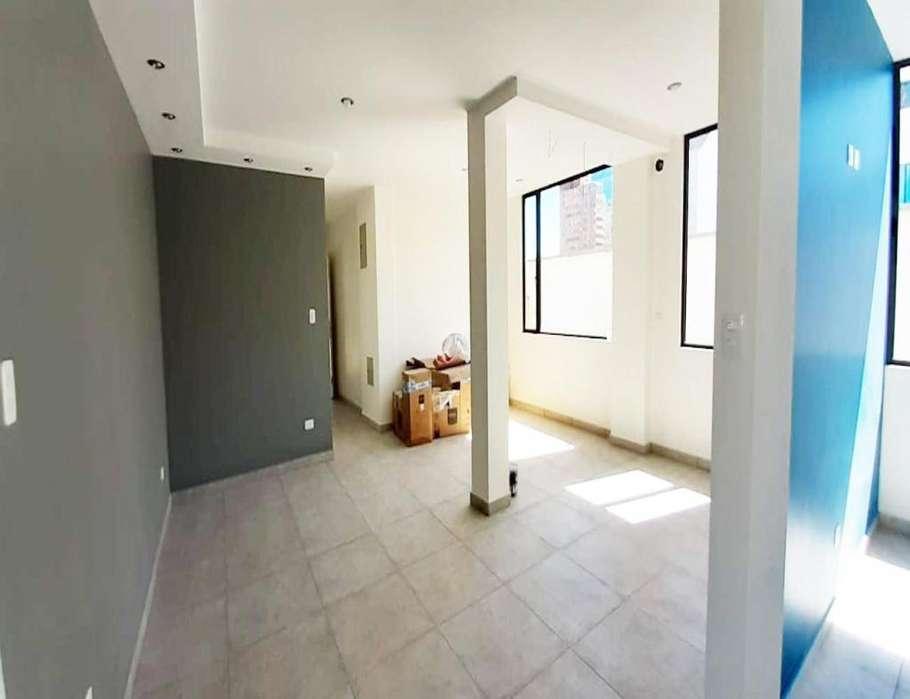 La Floresta, departamento, 90 m2, alquiler, 3 habitaciones, 2 baños, 1 parqueadero
