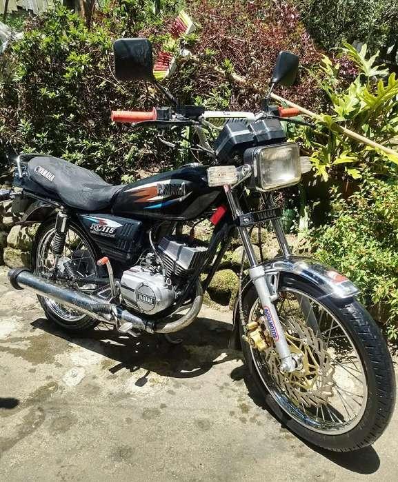 Vendo Yamaha Rx 115 Modeluda