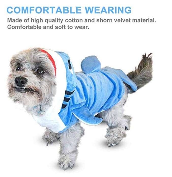 Ropa de perro Talla L para cualquier fiesta, Halloween, Navidad, también adorable para bonitas fotos.
