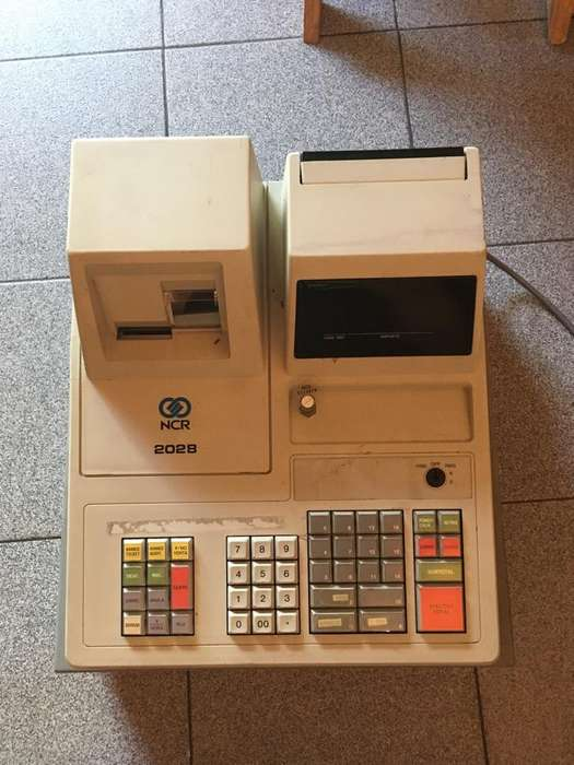 Caja Controladora Fiscal Ncr 2028