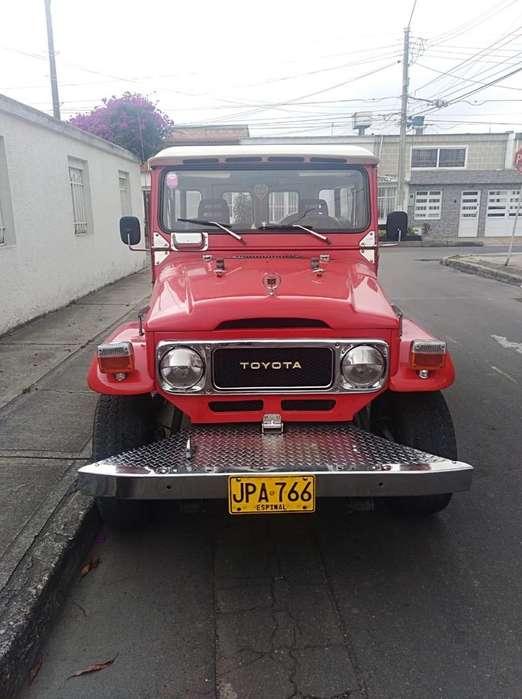 Toyota Land Cruiser Prado 1978 - 50000 km