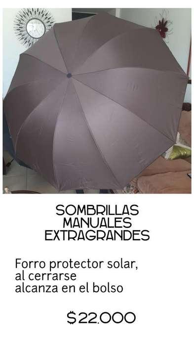 Sombrillas Extragrandes