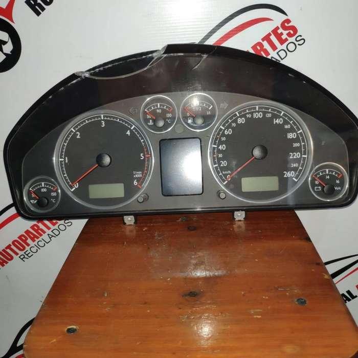 Instrumental Del Tablero Volkswagen Sharan c/ Detalle 5580