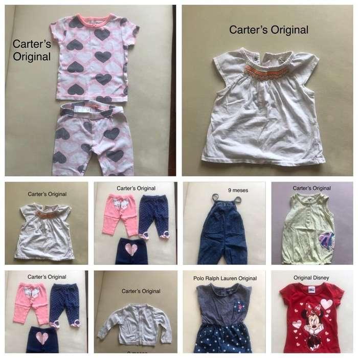 <strong>ropa</strong> Niña Americana Carter's
