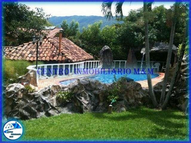 Disfruta del buen clima en Fincas de Recreo en San Jerónimo Antioquia