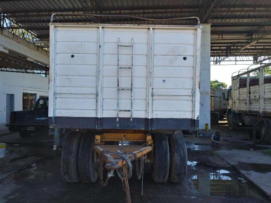 Acoplado Astivia 92 Baranda Volcable