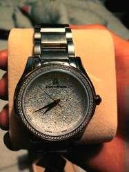 Lindo Reloj Suizo Dama Domos Kenos