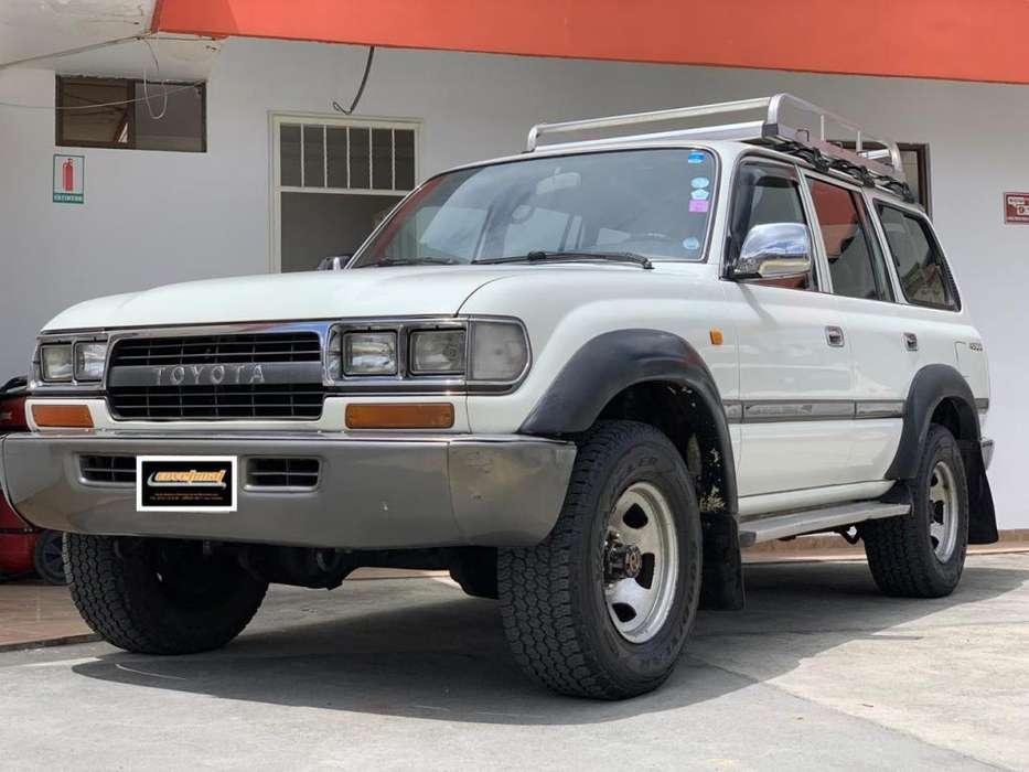 Toyota Land Cruiser 1993 - 374000 km
