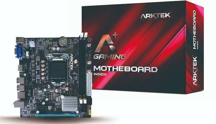 Board Arktek H61 Hdmi 2da 3a Generación Socket 1155 Ddr3