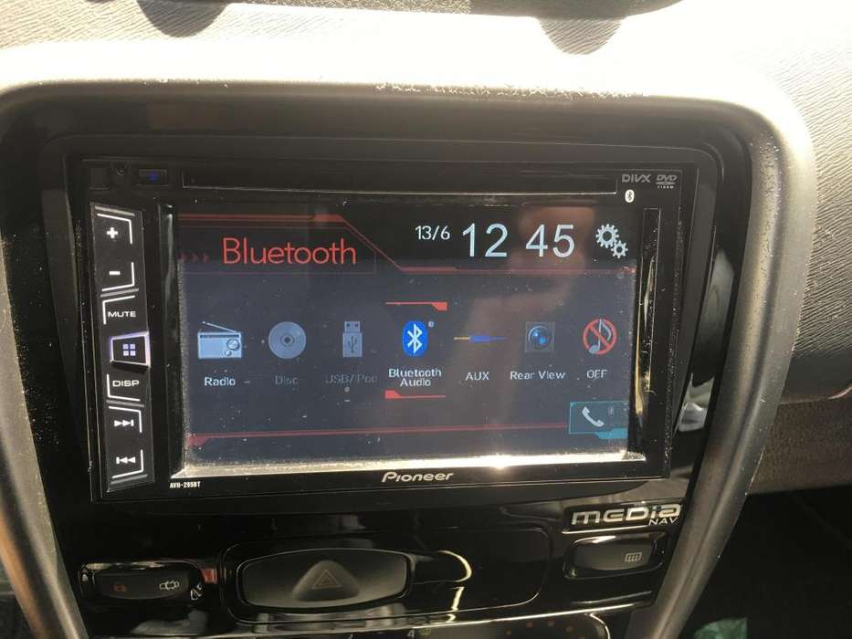 Radio Dvd Pioneer Avh295bt Bluetooth Mp3