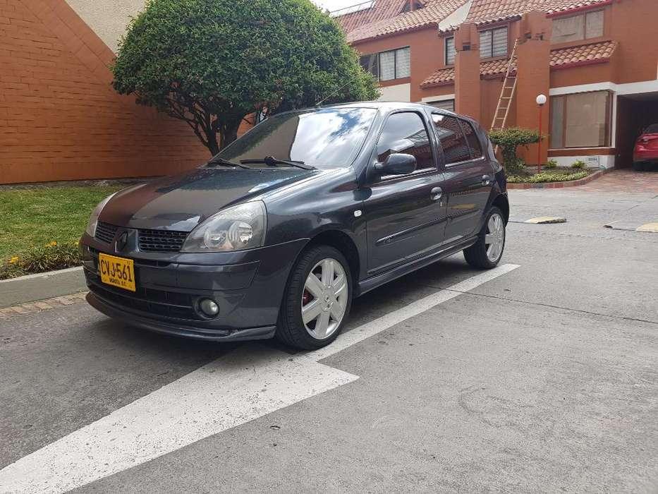 Renault Clio  2008 - 79000 km