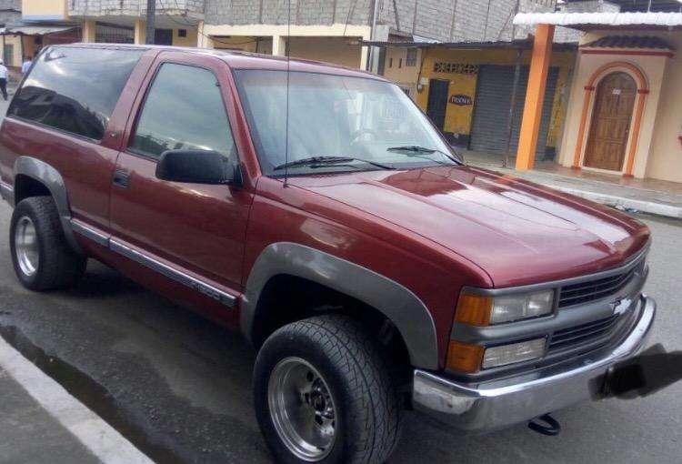 Chevrolet Blazer 1995 - 32000 km