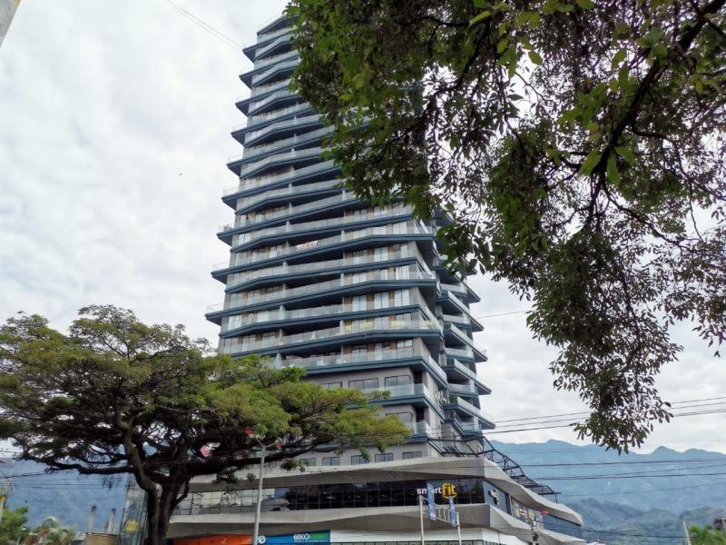 Apartamento En Arriendo En Ibague Edificio M Treinta Piso 12 Cod. ABPAI11476