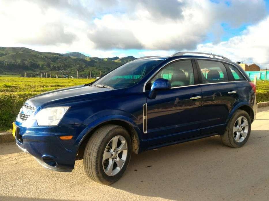 Chevrolet Captiva 2013 - 82539 km