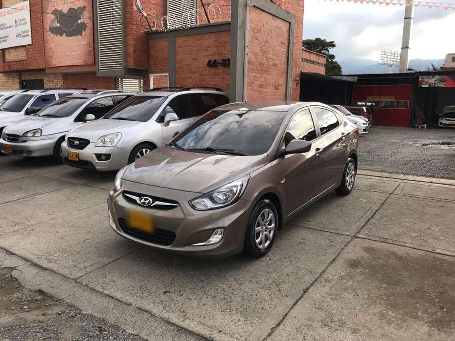 Hyundai i25 2014 - 58000 km
