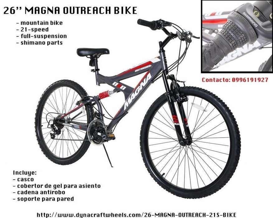 <strong>bicicleta</strong> Magna Outreach 26