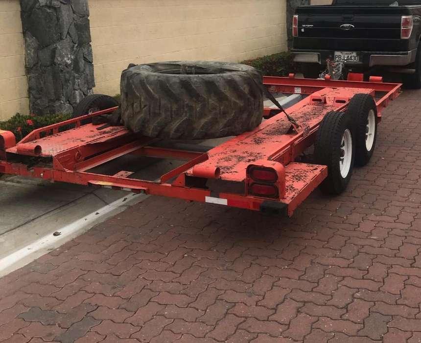 Trailer Amerinano Freno Hidraulico Automatico 0939041255