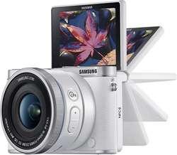 Promo ! Cámara Digital Sin Espejo Samsung Nx3000 Smart 203mp