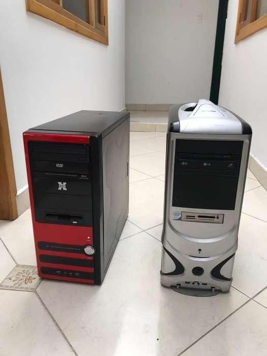 torres de computador de escritorio