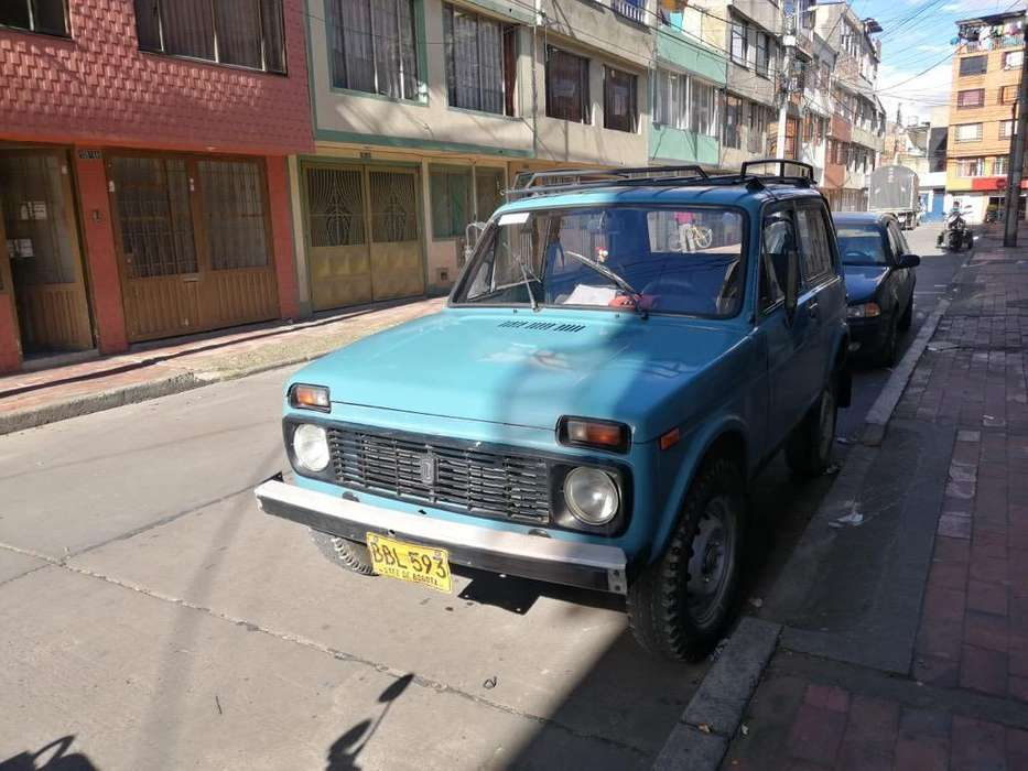 <strong>lada</strong> Niva 1994 - 50000 km