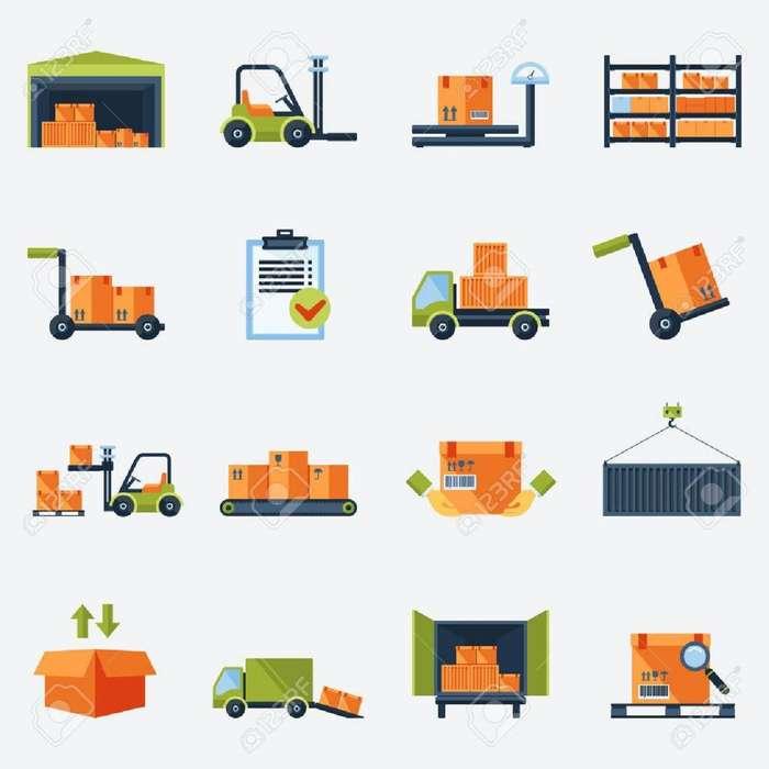 Servicio de Transporte para Pymes / Empresas / Particulares.
