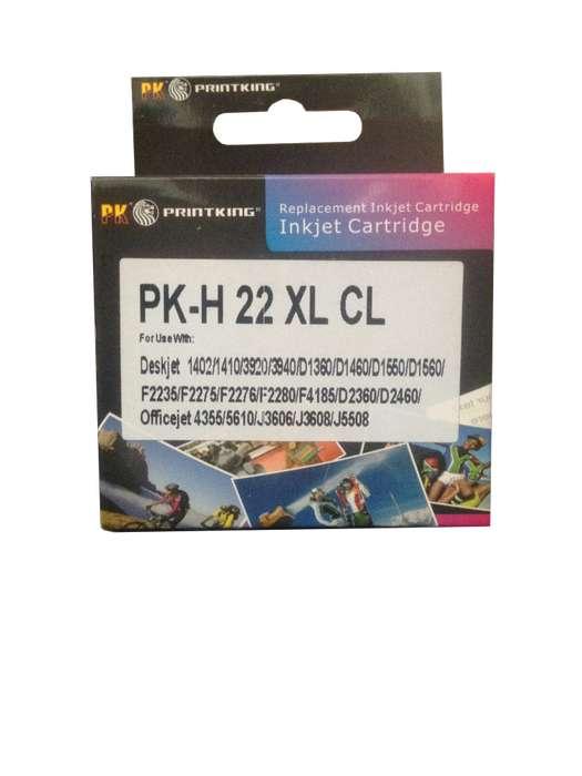 Cartucho PK-HP 122XL CDESKJET 1050/2050/3050