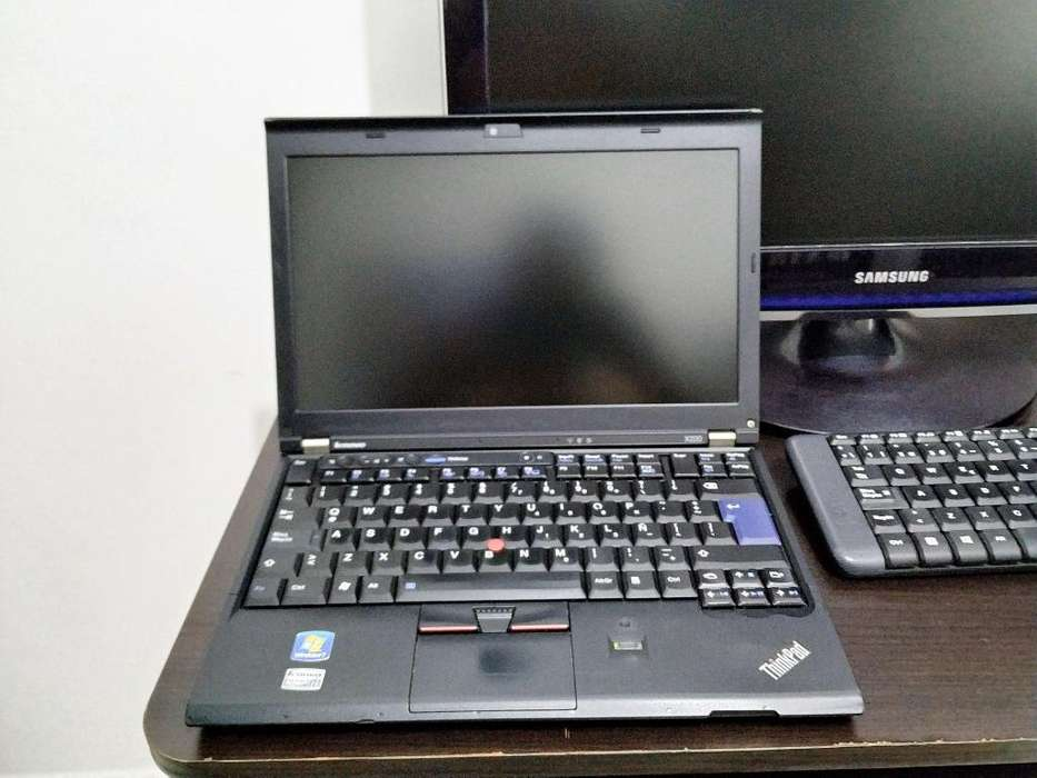 Portátil Lenovo Thinkpad X220 Core I52a Gen Window Pro 8GB Ram