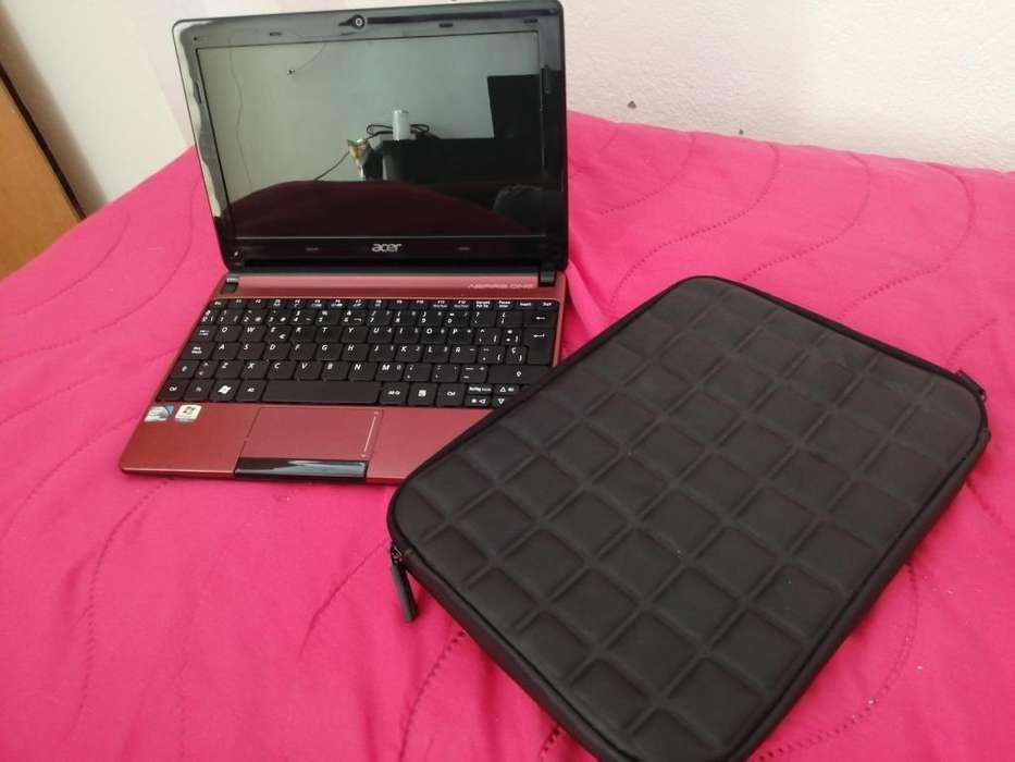 Porttil Acer mini intel Aspire One
