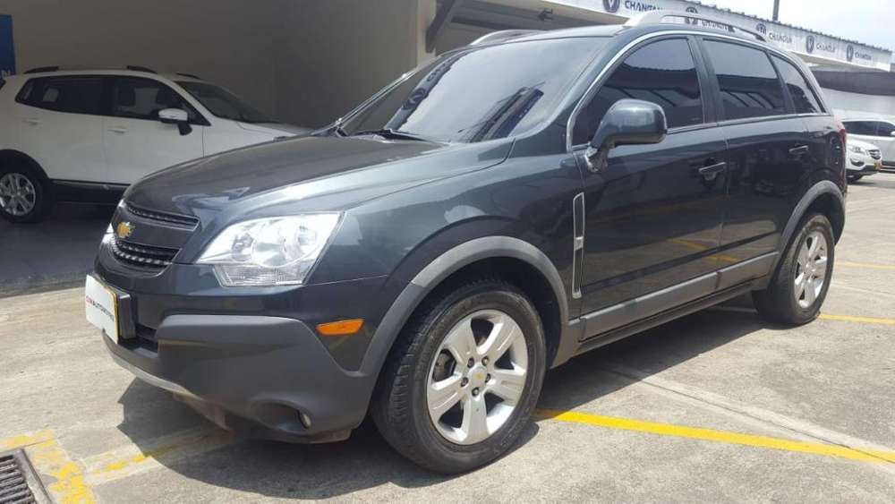 Chevrolet Captiva 2015 - 79400 km