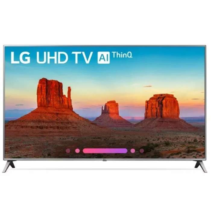 Lg 55'' 4k Uhd Led Smart Tv