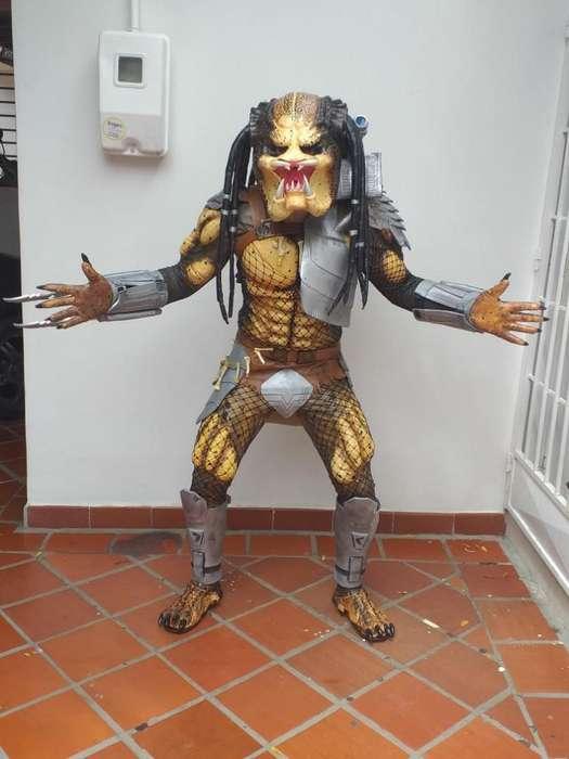 Disfraz Predator Cosplay