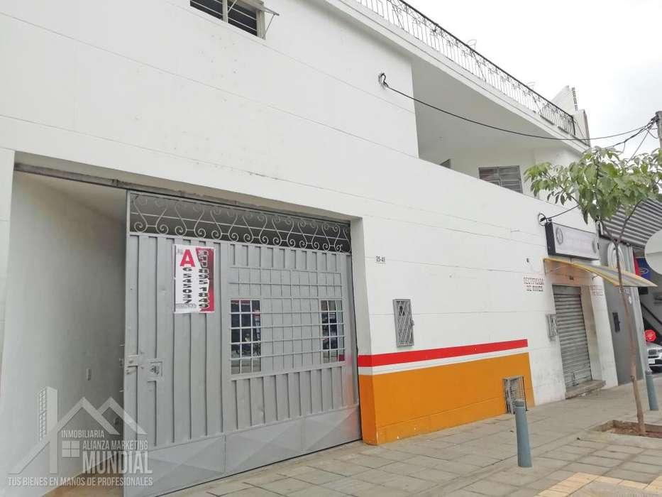 Arriendo Casa Local Bucaramanga Boulevard Bolivar COD CB04