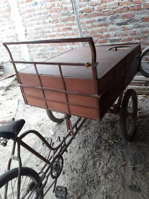 Ocacion en Venta Un Ticiclo