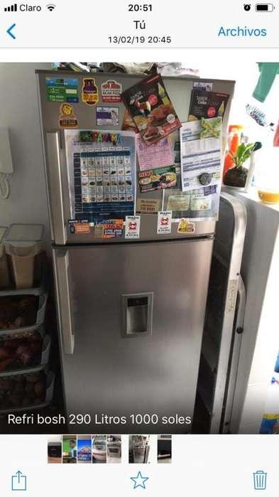 Refrigeradora Bosch