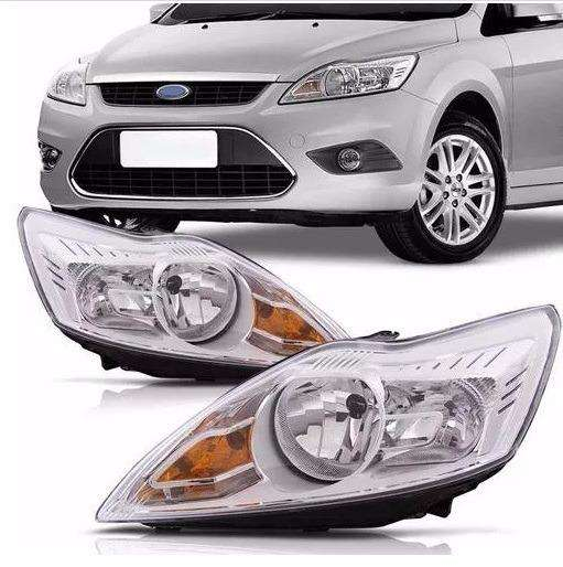 OPTICAS DELANTERAS FORD FOCUS KINETIC 2008 2009 2010 2011 2012