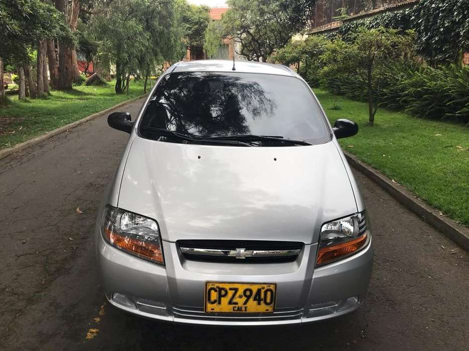 <strong>chevrolet</strong> Aveo 2008 - 93000 km