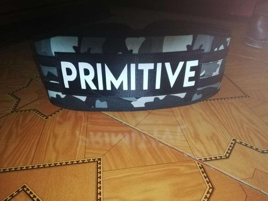 Cinturón de Levantamiento Primitive