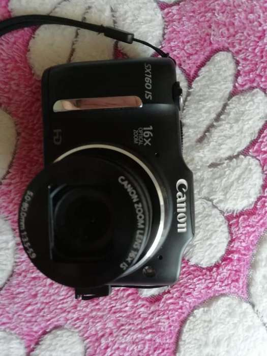 camra canon sx160is