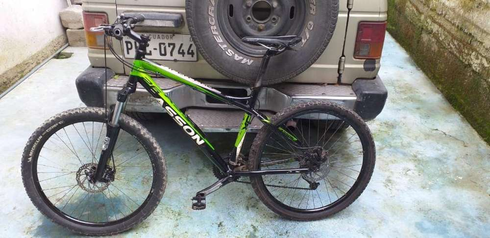 Bicicleta Asson