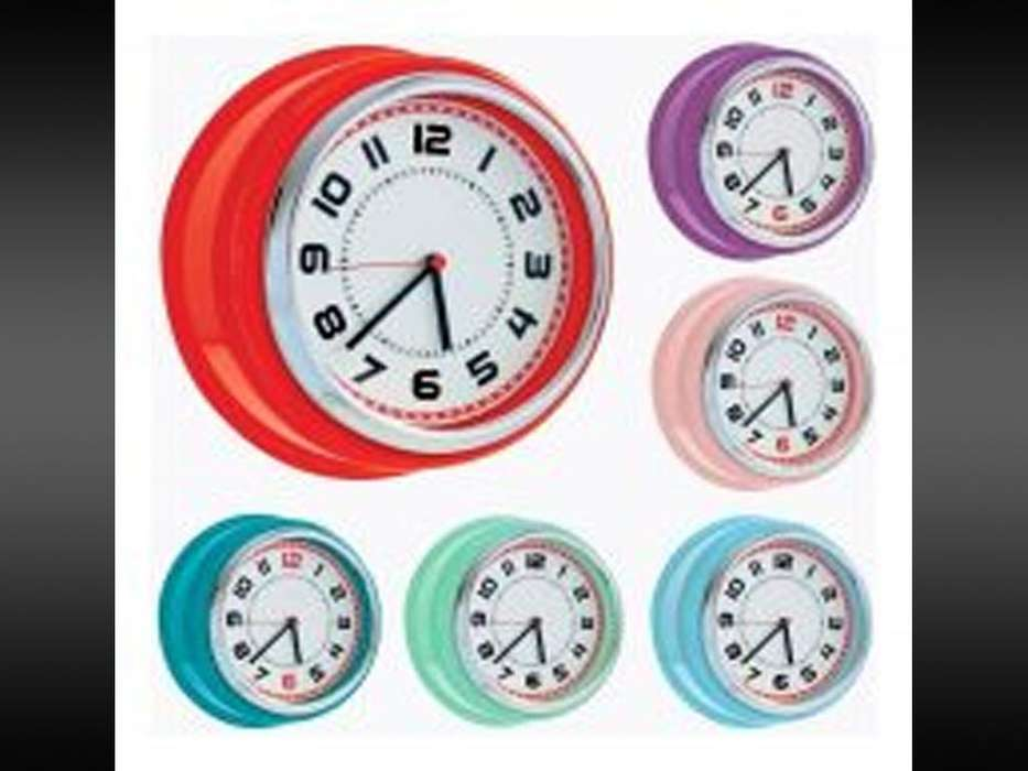Retro XL Vintage /// Reloj De Pared
