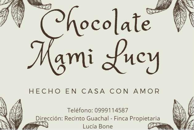 Pastillas de chocolate