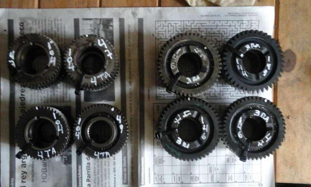 Engranajes para Fiat Caja Lancia Tercera y cuarta