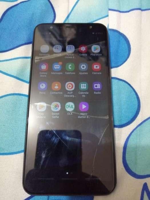 Se Vende Telefono Samsung J6 Plus de 3g