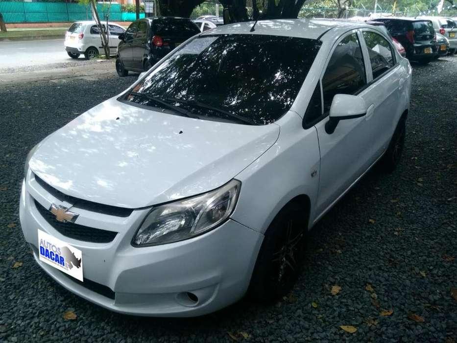 Chevrolet Sail 2014 - 108891 km