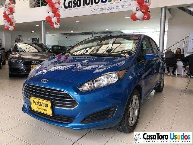Ford Fiesta  2015 - 60608 km