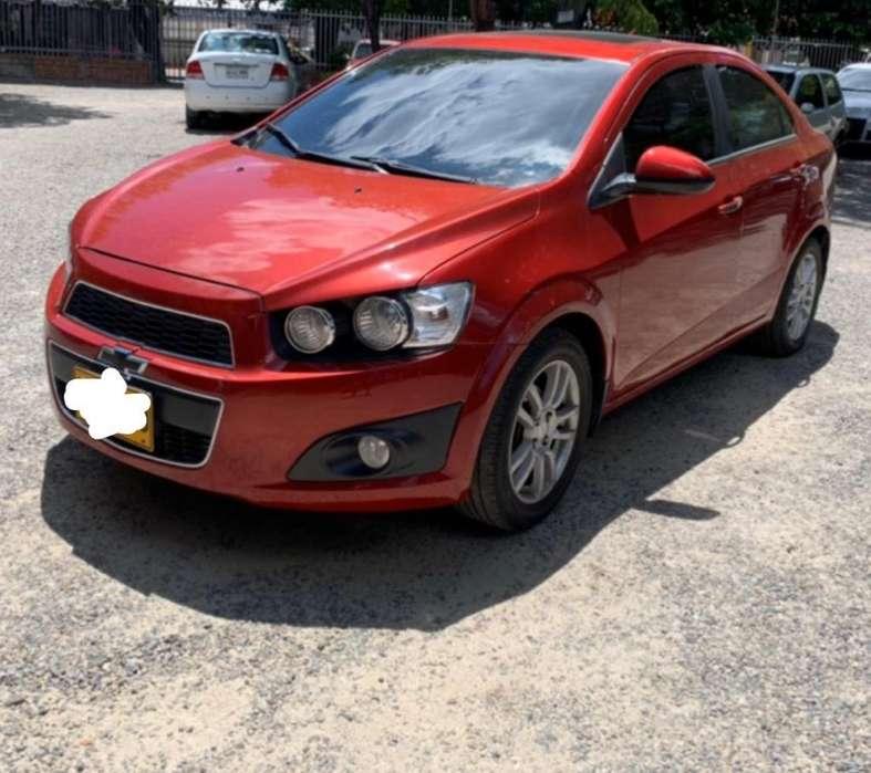 Chevrolet Sonic 2014 - 52000 km