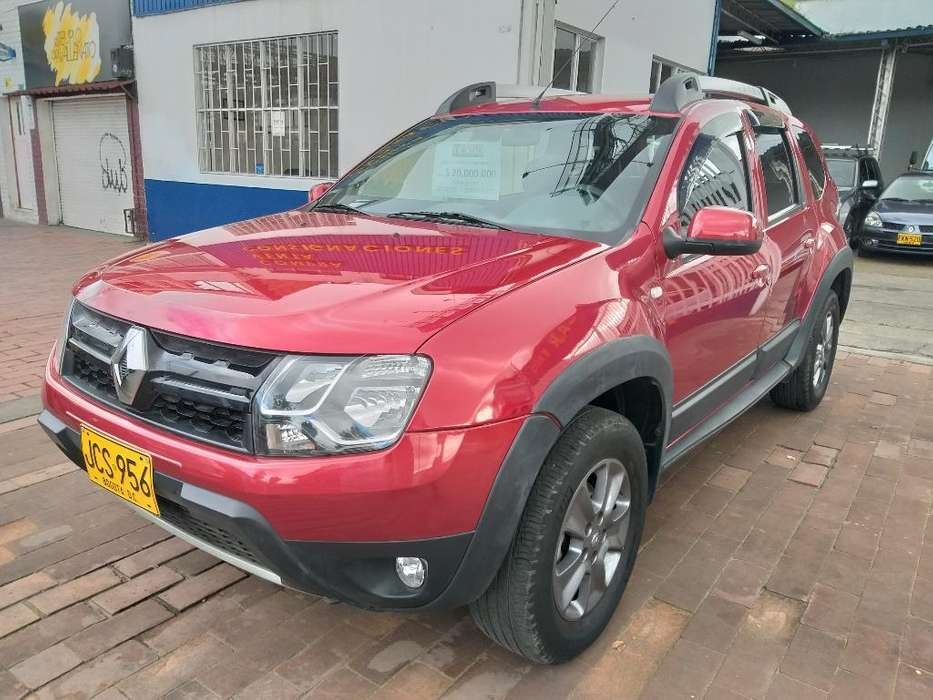 Renault Duster 2017 - 15000 km