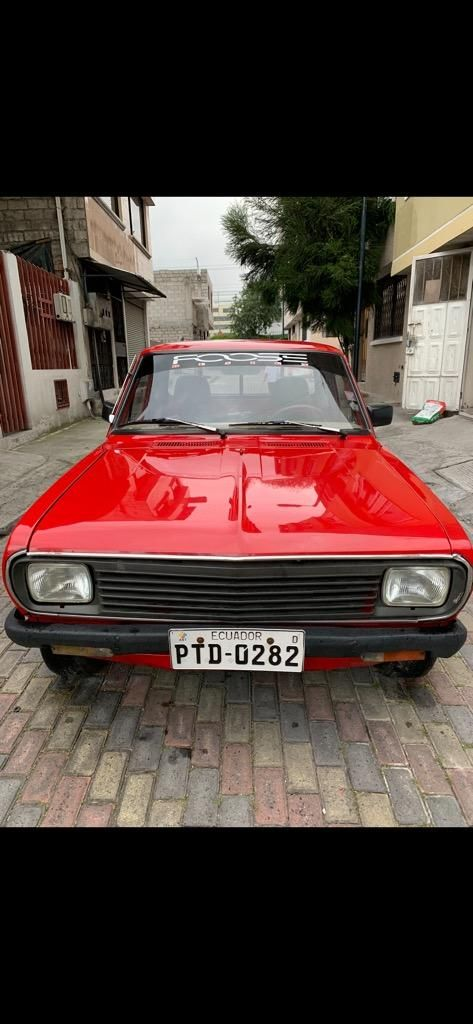 Datsun 1200 1997 Roja