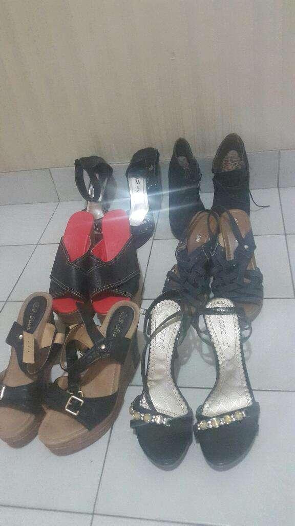 Lote de Zapatos 38-39
